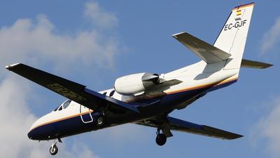 A picture of ECGJF - Cessna 501 Citation I/SP - [5010107] - © Giorgio Varisco