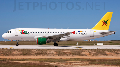 EC-JTA - Airbus A320-212 - LTE International Airways