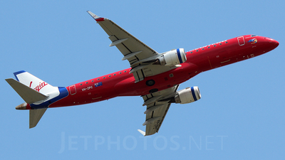 VH-ZPC - Embraer 190-100IGW - Virgin Blue Airlines
