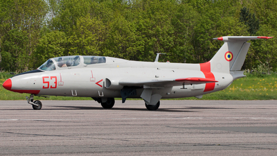 53 - Aero L-29 Delfin - Romania - Air Force