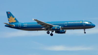 VN-A344 - Airbus A321-231 - Vietnam Airlines