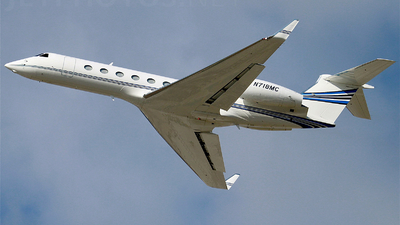 N718MC - Gulfstream G550 - Private