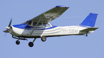PH-SBM - Reims-Cessna F172N Skyhawk II - Sand Air