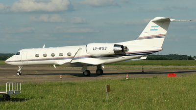 LV-WSS - Gulfstream G-IV(SP) - Private
