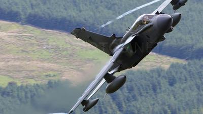 ZG712 - Panavia Tornado GR.4A - United Kingdom - Royal Air Force (RAF)