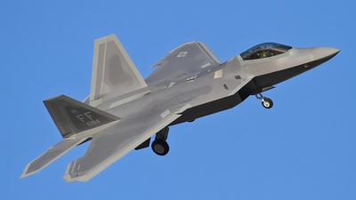 09-4184 - Lockheed Martin F-22A Raptor - United States - US Air Force (USAF)