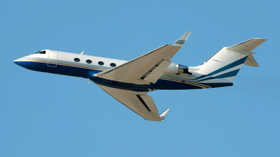 N623MS - Gulfstream G-III - Private
