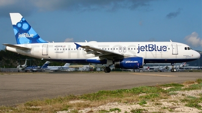 N534JB - Airbus A320-232 - jetBlue Airways