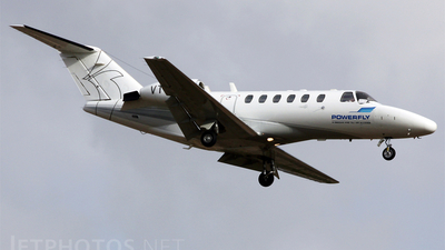 A picture of VTBJA - Cessna 525A CitationJet CJ2 - [525A0170] - © Suraj Viswanathan
