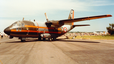MM62140 - Alenia G-222RM - Italy - Air Force