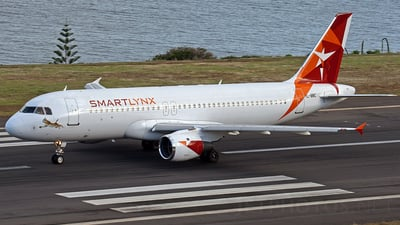 YL-BBC - Airbus A320-211 - SmartLynx Airlines