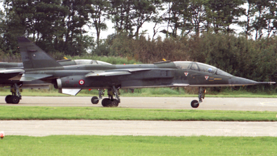E28 - Sepecat Jaguar E - France - Air Force