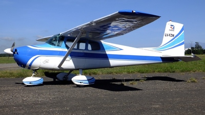 LV-FZW - Cessna 172 Skyhawk - Private