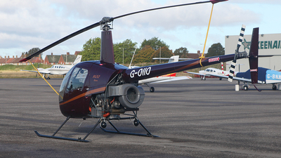 A picture of GOIIO - Robinson R22 Beta - [2444] - © Planet Aircraft