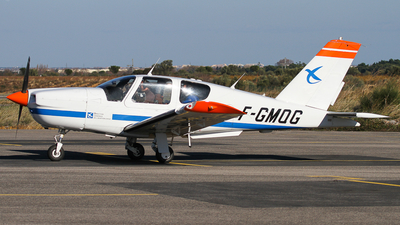 A picture of FGMQG - Socata TB20 Trinidad - ENAC Ecole Aviation Civile - © Guillaume BERTHON
