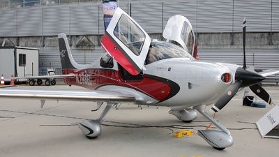 N298EU - Cirrus SR22-GTS - Cirrus Design Corporation