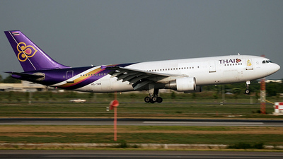HS-TAM - Airbus A300B4-622R - Thai Airways International