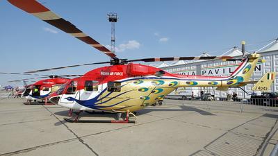 J4043 - Hindustan Aeronautics ALH Dhruv - India - Air Force