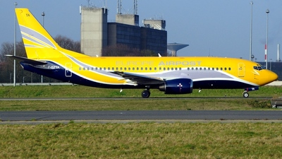 F-GZTA - Boeing 737-33V(QC)  - Europe Airpost