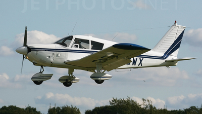 G-ASWX - Piper PA-28-180 Cherokee C - Private