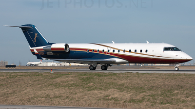 N888GY - Bombardier CRJ-200ER - Private