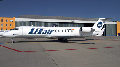 D-ACHB - Bombardier CRJ-200LR - UTair Aviation