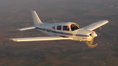 SP-NZP - Piper PA-28R-201 Arrow - Private