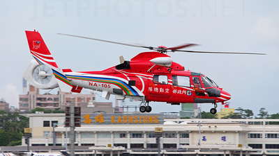 NA-105 - Eurocopter AS 365N2 Dauphin - Taiwan - National Airborne Service Corps (NASC)
