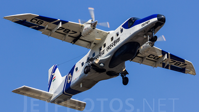 A picture of CG787 - Dornier 228202 - [4110] - © vaibhav shah