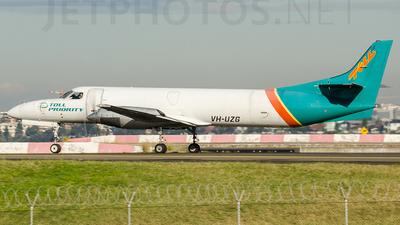 A picture of VHUZG - Fairchild Swearingen Metroliner - Toll Aviation - © Jayden Laing