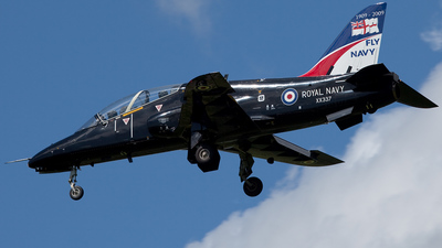 XX337 - British Aerospace Hawk T.1A - United Kingdom - Royal Navy