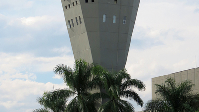 SKCL - Airport - Control Tower