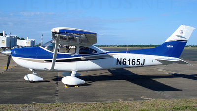 N6165J - Cessna 182T Skylane - Private