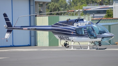 N601CC - Bell 206B JetRanger III - United States - Contra Costa County Sheriff