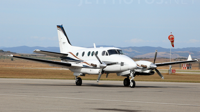 A picture of N522JP - Beech C90A King Air - [LJ1289] - © Mike MacKinnon