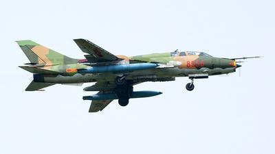 8555 - Sukhoi Su-22UM3K Fitter G - Vietnam - Air Force