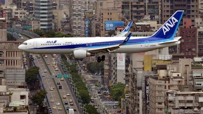JA620A - Boeing 767-381(ER) - All Nippon Airways (Air Japan)