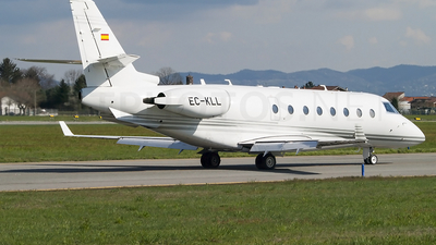 EC-KLL - Gulfstream G200 - Executive Airlines