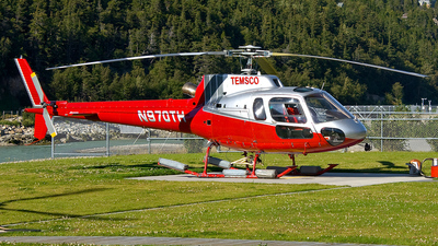 N970TH - Eurocopter AS 350B2 Ecureuil - Temsco Helicopters