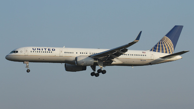 N14115 - Boeing 757-224 - United Airlines (Continental Airlines)