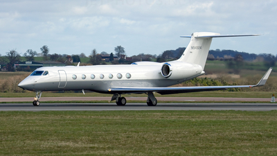 N94924 - Gulfstream G550 - Private