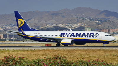 EI-EPC - Boeing 737-8AS - Ryanair