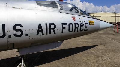 56-0817 - Lockheed F-104C Starfighter - United States - US Air Force (USAF)