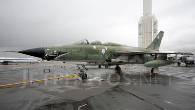 63-8300 - Republic F-105G Thunderchief - United States - US Air Force (USAF)