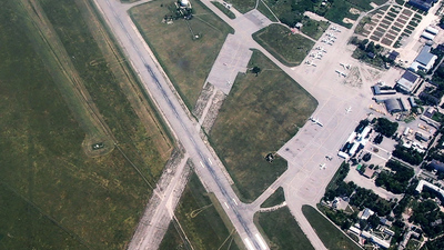 UKHH - Airport - Airport Overview