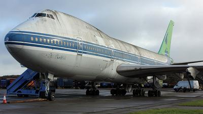 SX-OAD - Boeing 747-212B - Private