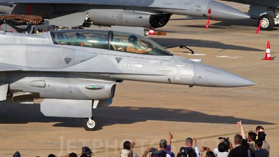 3010 - Lockheed Martin F-16F Desert Falcon - United Arab Emirates - Air Force