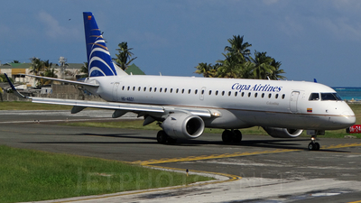 HK-4601 - Embraer 190-100LR - Copa Airlines Colombia
