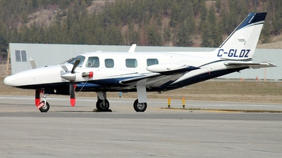 C-GLDZ - Piper PA-31T2 Cheyenne II XL - Private