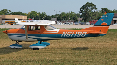 N61190 - Cessna 150J - Private